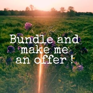 Other - Bundle and make me an offer !